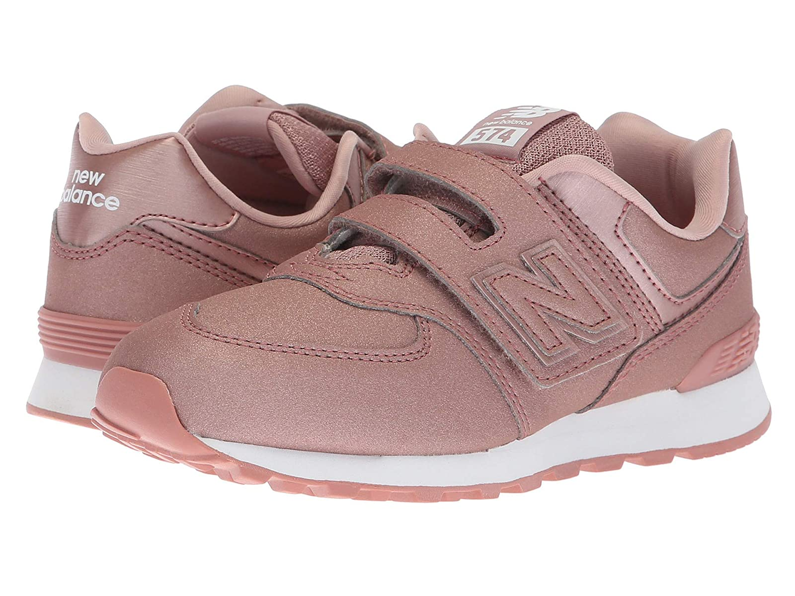 New Balance Kids YV574v1 (Little Kid/Big Kid)Atmospheric grades have affordable shoes