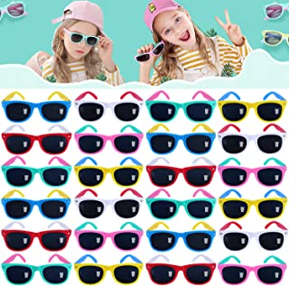 24pack Neon Sunglasses for Kids, Boys and Girls, Kids...