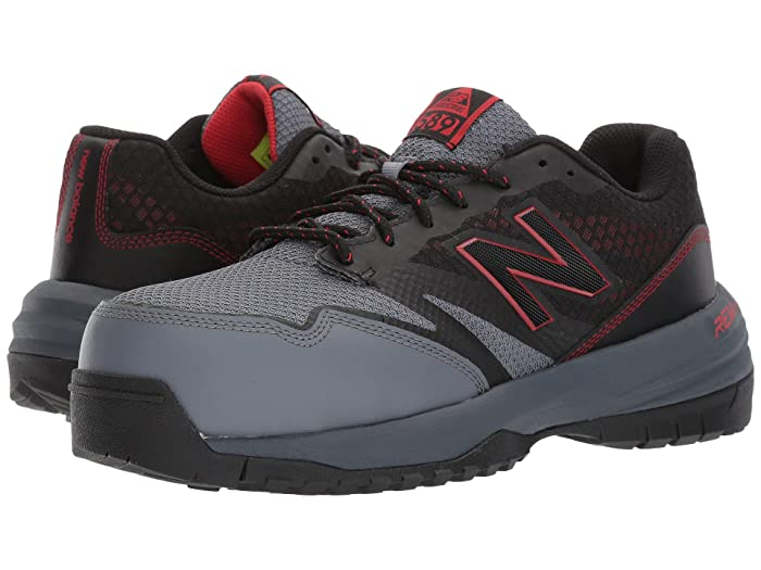 New Balance  589v1 (Black/Red) Mens Shoes