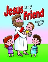 Color and ACT Bks - Jesus Is My Friend - Pre School: 6-Pack Coloring & Activity Books