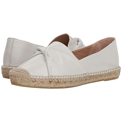 L.K. Bennett Abigail (Ivory Nappa Leather) Women