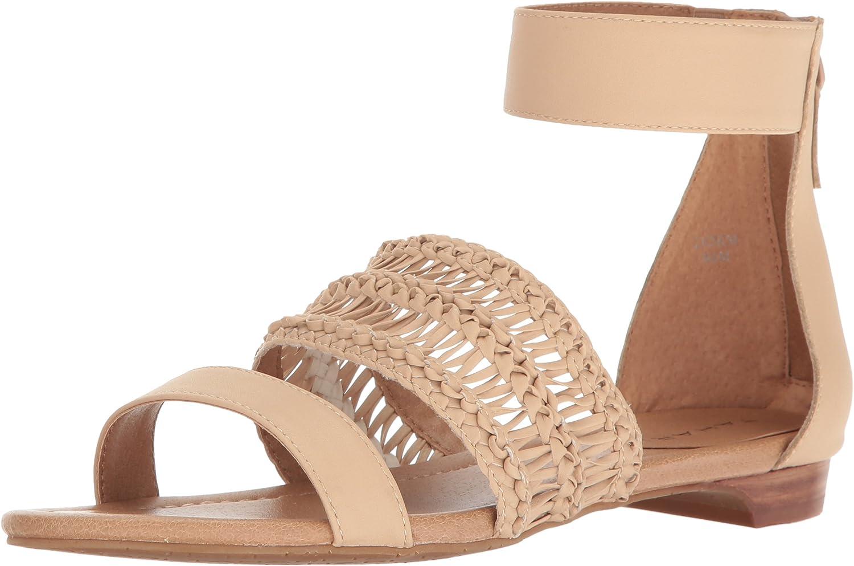Tahari Women's Regular dealer TA-Dorm Flat Fashionable Sandal