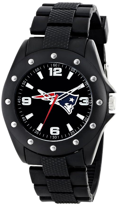 人工的な素晴らしい軽蔑Game Time(ゲームタイム)NFLアメフト Breakaway Watch 腕時計 New England Patriots ペイトリオッツ