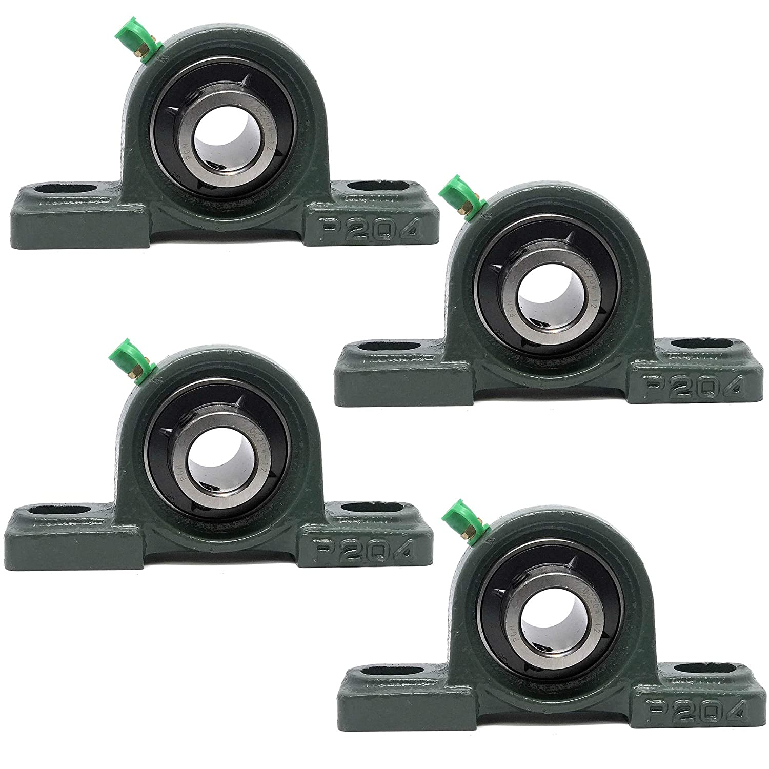 PGN - UCP204-12 Selling and selling Pillow Block Mounted Bore Bearing 3 Ball 4