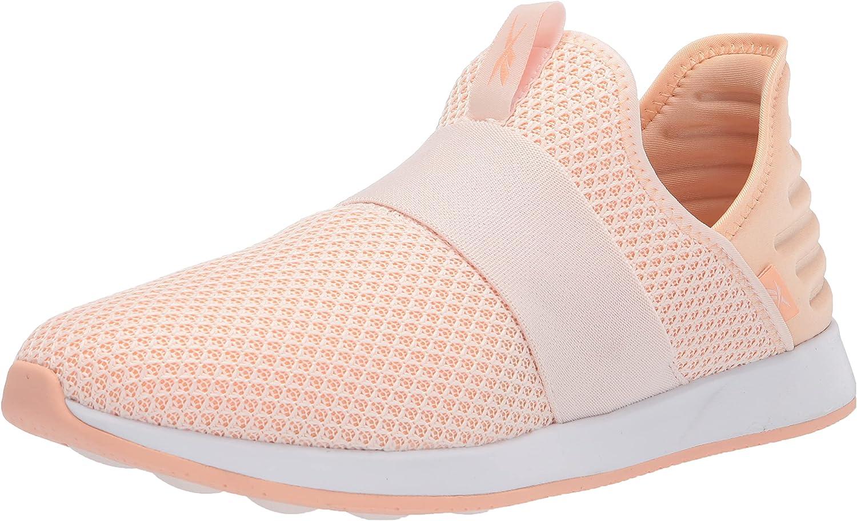 Reebok Women's Ever Road DMX on Walking Slip Financial sales sale Shoe 4 2021