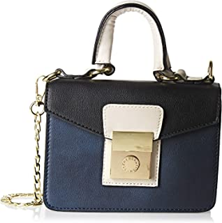 BCBG Satchel Bag for Women - Multi Color