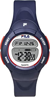 Boys Watches Ages 7-10 - Boys Watches - Kids Digital Watch - Gifts for 11 Year Old Boys - Gifts for 10 Year Old Boy - Kids Sports Watch - Boys Digital Watch - Kids Fila Watch - Blue Watch