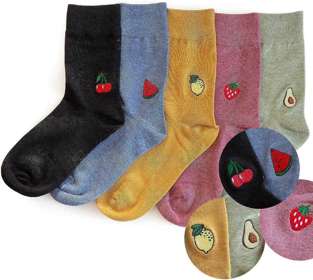 lapisbee Max 48% OFF Women's shopping Casual Socks Funny novelty Cute
