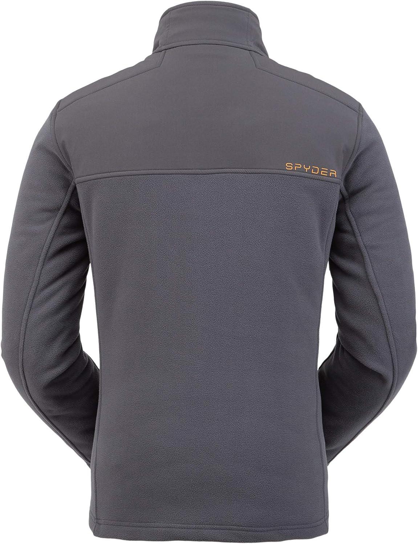 Tucson Mall Spyder Bombing free shipping Basin 1 2 Fleece Zip Jacket