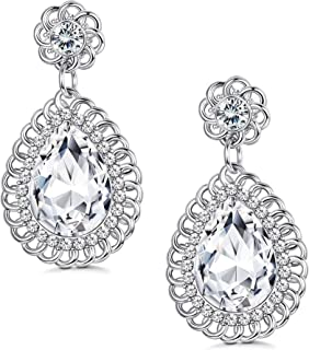 Best swarovski teardrop earrings Reviews