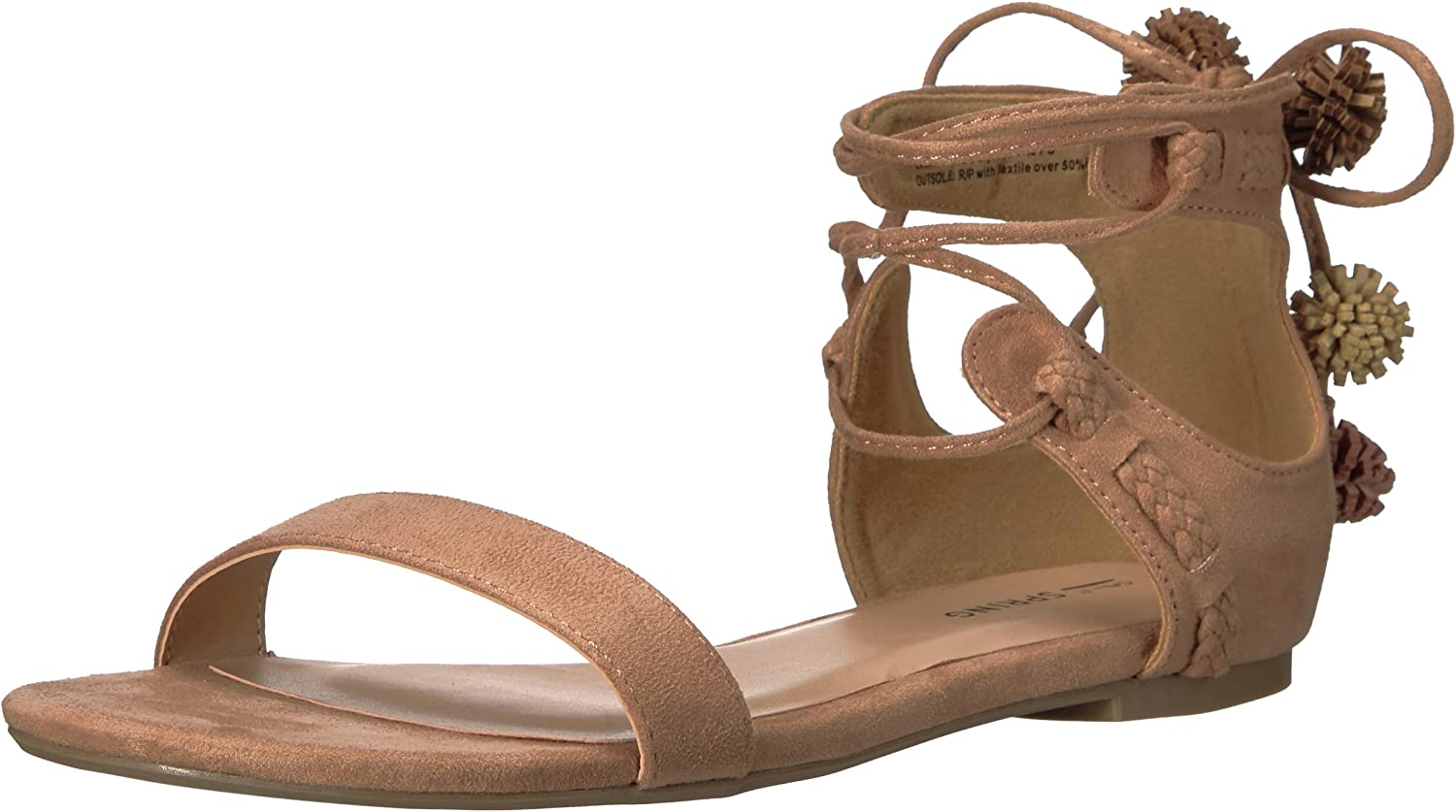 Call It Spring Womens McKeague Gladiator Sandal