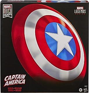 Exclusive Marvel Legends Gear Classic Comic Captain America Shield Prop Replica