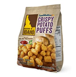 Grown in Idaho Crispy Potato Puffs, 28 oz (Frozen)