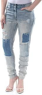 Lucky Brand Women's High-Rise Tomboy Jeans in Headliner Chew