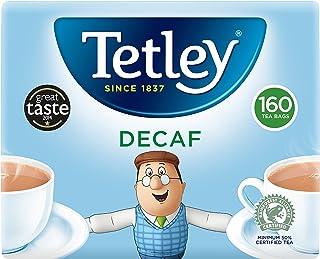 Tetley A06070 - One Cup Decaf Teabags A06070 (PK 160