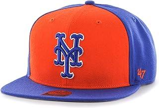 509439d7 '47 MLB Unisex Sure Shot Accent Captain Adjustable Snapback Hat. '