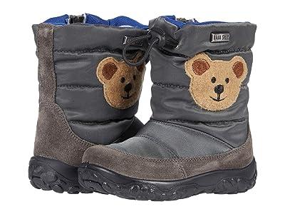 Naturino Poznurr Bear AW20 (Toddler) (Grey) Boy