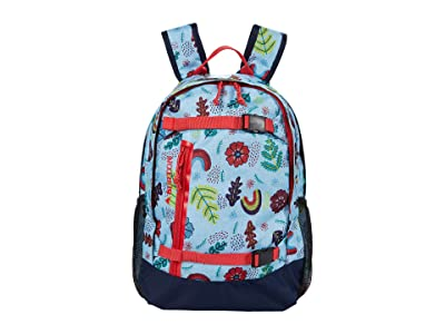 Burton Kids Day Hiker 20L Backpack (Little Kids/Big Kids) (Embroidered Floral Print) Backpack Bags