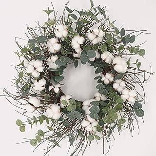 Idyllic Round Wreath for Front Door 20