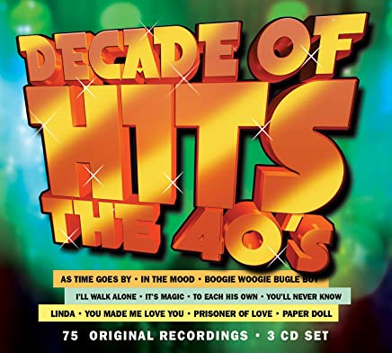 Decade of Hits: The 40s / Various