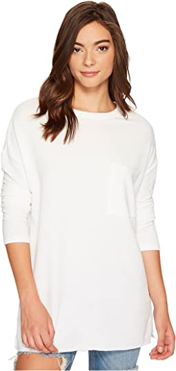 Culture Phit - Orla Long Sleeve Top with Pocket