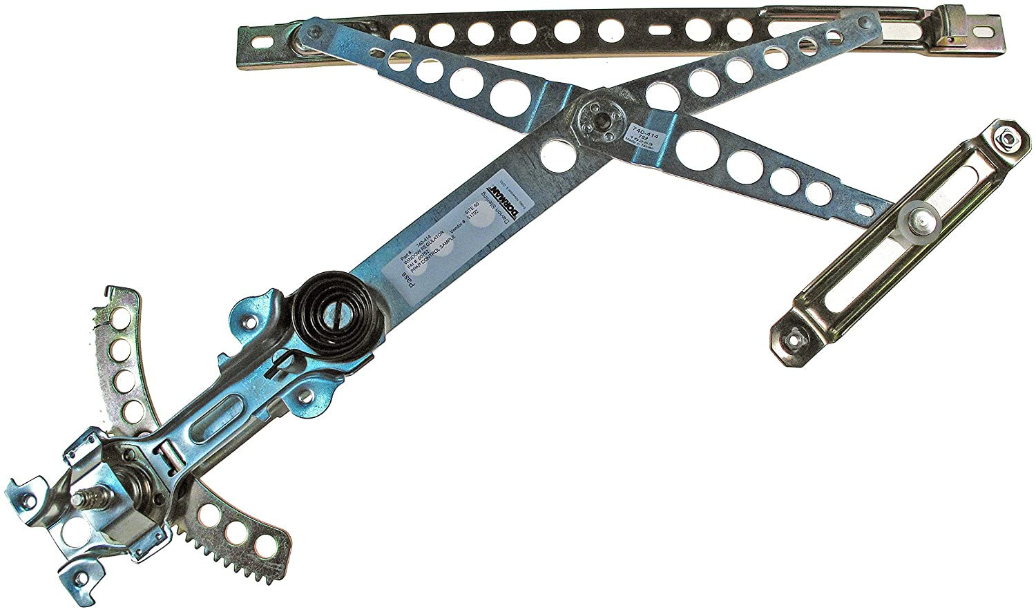 Dorman 740-414 Front Driver Side Replacement Manual Window Regulator for Select Mercedes Models