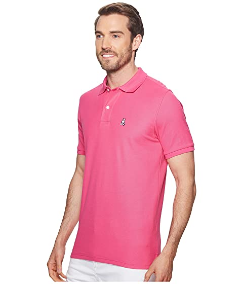 Get To Buy Cheap Price Psycho Bunny Classic Polo Fashion Colors Fuchsia Explore Clearance Buy 4mhaW6UdTA