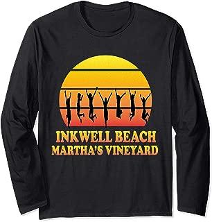 Inkwell Beach, Oak Bluffs, Martha's Vineyard, MA, Vintage