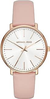 Michael Kors Women's Stainless Steel Quartz Watch with...