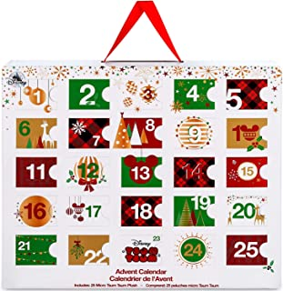 DISNEY TSUM TSUM PLUSH ADVENT CALENDAR - MICRO - HOLIDAY CHRISTMAS