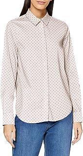 GANT D2. FAIRLY DOT STRETCH BC SHIRT dames hemd