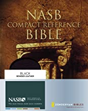 NASB Compact Reference Bible