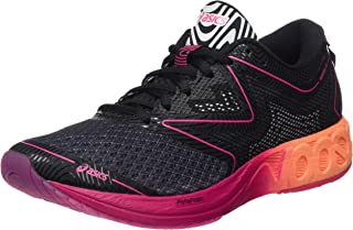 Asics GEL- Noosa FF Women's Running Shoes, Black/Orange, AU7