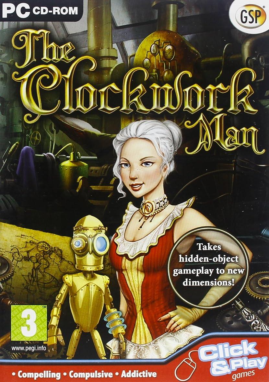付添人プレビュースプリットThe Clockwork Man
