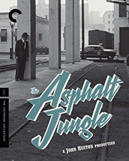 The Asphalt Jungle The Criterion Collection