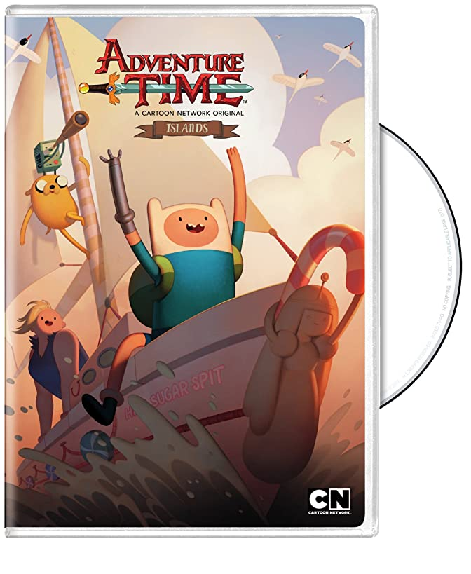 CN: Adv Time - Islands Miniseries DVD