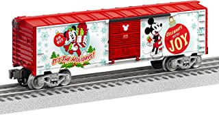 Lionel Mickey Mouse Happy Holidays Boxcar Train