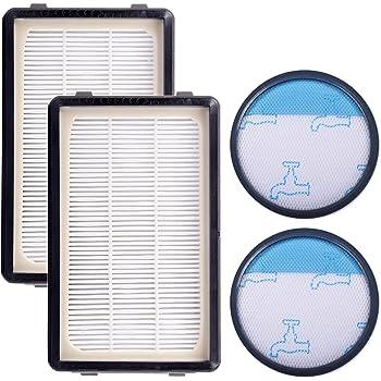 DingGreat 2Pcs Filtro HEPA de Repuesto para aspiradoras Rowenta RO7611 RO7634 RO7623, Reemplace # ZR903701: Amazon.es: Hogar