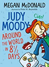Judy Moody: Around the World in 8 1/2 Days (English Edition)
