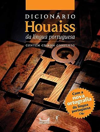 Dicionário Houaiss Da Língua Portuguesa - Novo