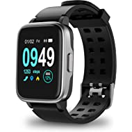 Updated 2019 Version Smart Watch for Android iOS Phone, Activity Fitness Tracker Watches Health...