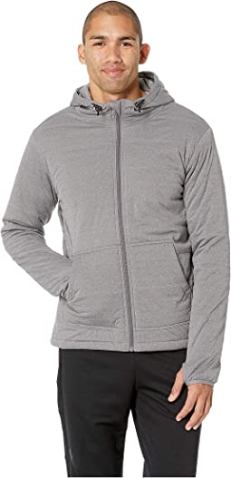 Flexible Insulated Hoodie