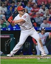 J.T. Realmuto Philadelphia Phillies Autographed 8