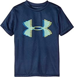 Tech Big Logo Printed Tee (Big Kids)