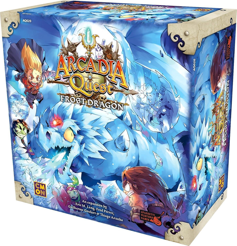 CMON AQ020 Arcadia Quest  Frost Dragon