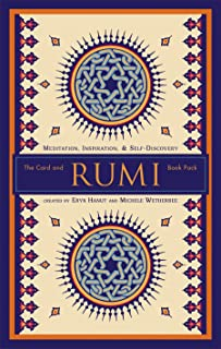 Rumi The Card and Book Pack: Meditation, Inspiration, & Self-Discovery