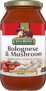 San Remo Bolognese and Mushroom, 500g