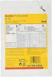 Kodak KOD680503 - Químico BW revelador d-76 (1x 1 litro) Multicolor