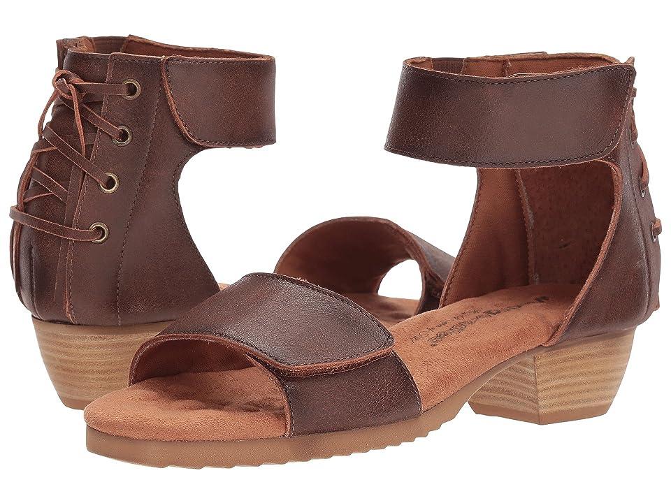 Walking Cradles Crosby (Brown Saddle Leather) Women