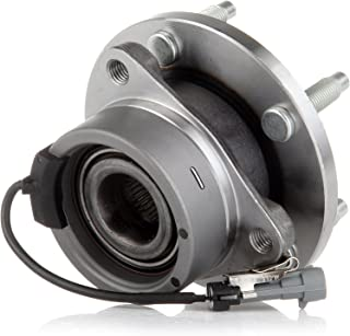 SCITOO Compatible with New Front Wheel Hub Bearing Assembly Left or Right fit Cobalt Ion G5 HHR Pursuit 5 Lug W/ABS